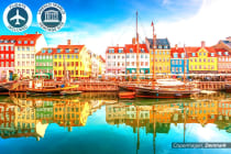 SCANDINAVIA: 14 Day Scenic Scandinavia Tour Including Flights for Two