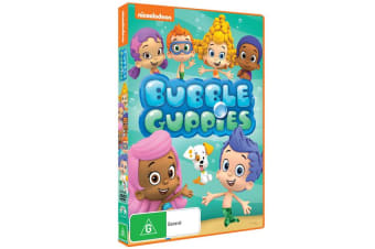 Bubble Guppies DVD Region 4