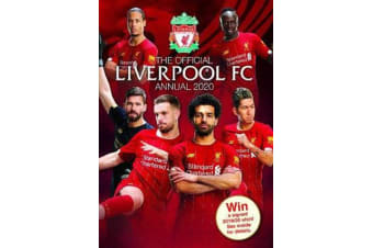 The Official Liverpool FC Annual 2020