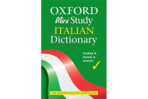 Mini Study Italian Dictionary