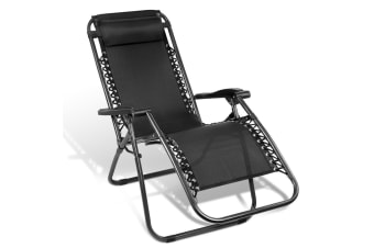 Zero Gravity Recliner (Black)