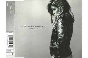 Lisa Marie Presley – Lights Out PRE-OWNED CD: DISC LIKE NEW