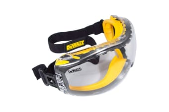 Dewalt Safety Goggle Concealer (Clear)