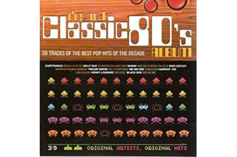 Various ‎– The No.1 Classic 80's Album PRE-OWNED CD: DISC EXCELLENT