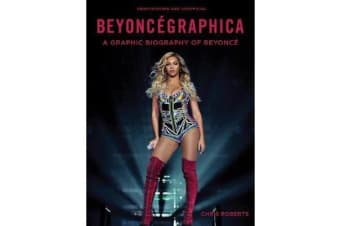 Beyoncegraphica - A Graphic Biography of Beyonce