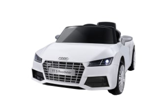 Kids Ride On Car Electric Audi Licensed Cars Childrens Toys Battery Toy