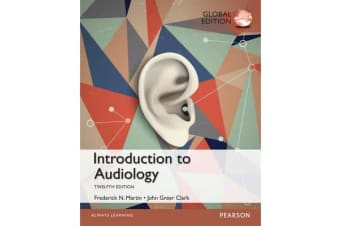 Introduction to Audiology - Global Edition