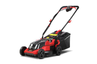 Giantz Lawn Mower Cordless Lawnmowers 2 IN 1 Electric Lithium Battery Powered