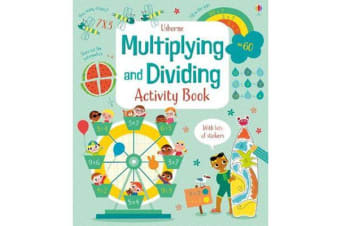 Maths Activity Books : Multiplying and Dividing Activity Book