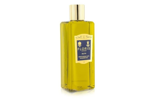 Floris Elite Moisturising Bath & Shower Gel 250ml/8.5oz
