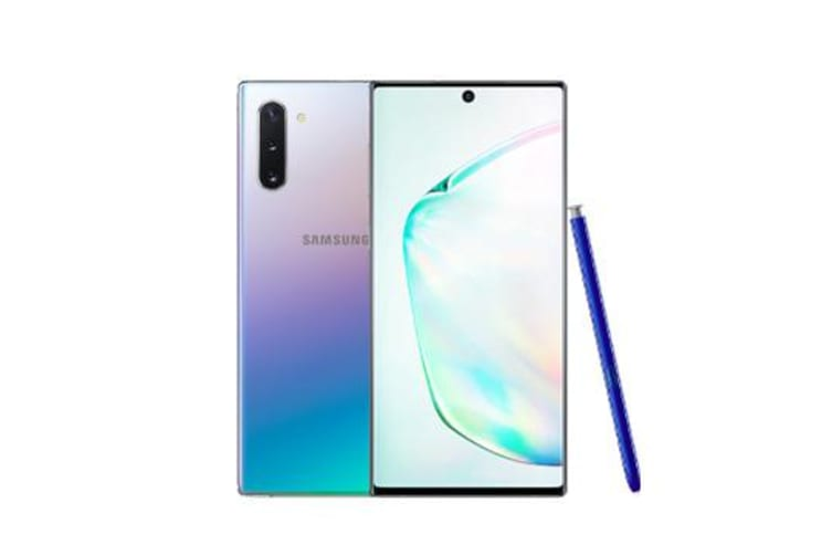 New Samsung Galaxy Note 10 Dual SIM 256GB 4G LTE Smartphone Glow (FREE DELIVERY + 1 YEAR AU WARRANTY)