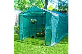Garden Apex Roof Greenhouse 360 x 190 x 188cm
