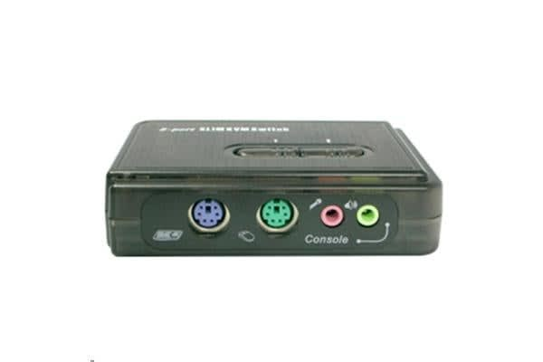 Uniclass UKV-SP02A 2 Ports KVM Switch