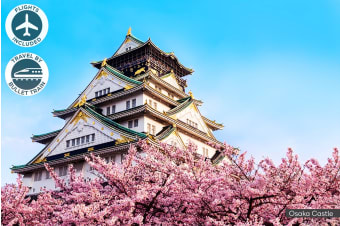 JAPAN: 7 Day Best of Japan Package Including Flights for Two