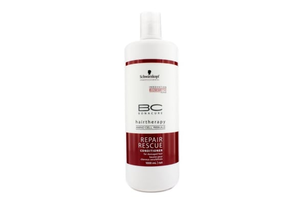 Schwarzkopf BC Repair Rescue Conditioner (For Damaged Hair) (1000ml/34oz)
