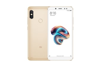 Xiaomi Redmi Note 5 AI Dual Camera (64GB, Gold)