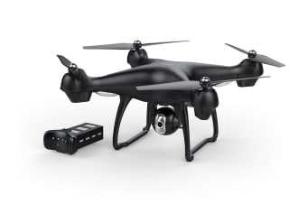 Lenoxx Advanced Flying Drone with Wi-Fi & Follow-Me (FD1500)