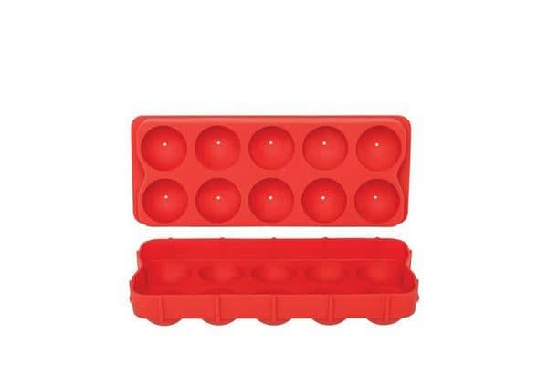 D.Line Silicone Round Ice Cube Tray