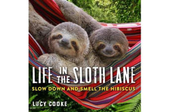 Life In The Sloth Lane - Slow Down and Smell the Hibiscus