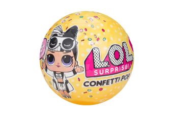 LOL Surprise Confetti Pop Surprise S3