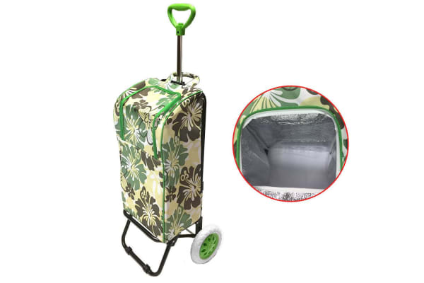 Thermo Shopping Cart - Green