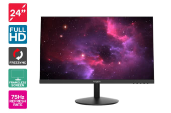 "Kogan 24"" Full HD FreeSync 75Hz Frameless Monitor (1920 × 1080)"