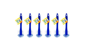 6PK Northfork Bottle/Pipe/Tube Brush w/ Handle Cleaning/Cleaner Tool Home