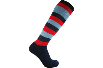 Help For Heroes Mens Rugby Socks (Full Colour Hoop)