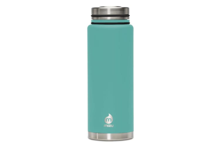 Mizu V12 Hydration Bottle 36oz Enduro Spearmint