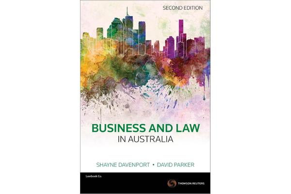 Business and Law in Australia