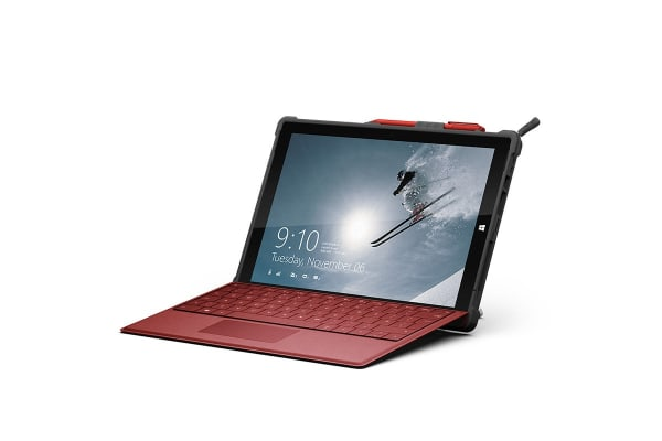 UAG Rugged Military Standard Case for Surface Pro 4 (Red/Black)