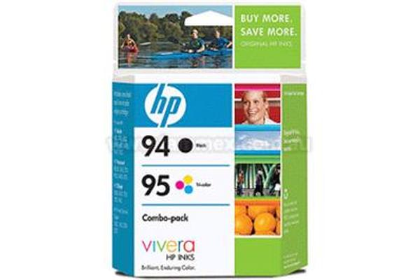 HP genuine 94/95 Inkjet Combo Pack