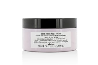 Davines Your Hair Assistant Prep Mild Cream Conditioner (For Fine to Medium Hair) 200ml