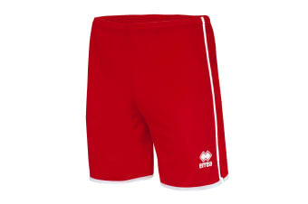 Errea Mens Bonn Sport Shorts (Red/White)