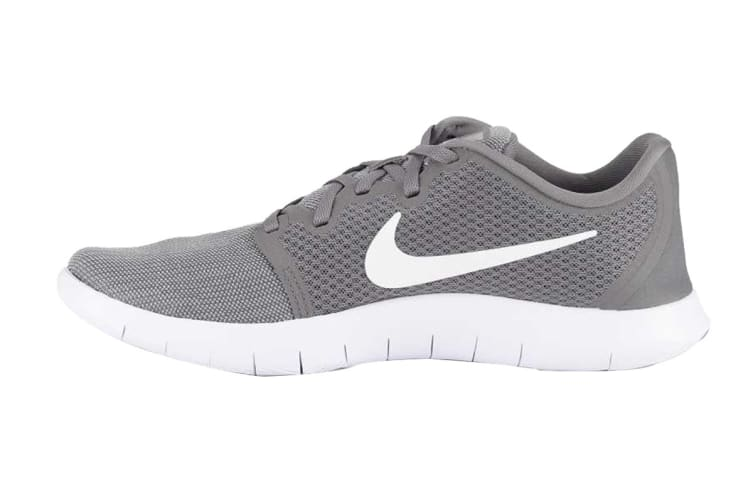 Nike Flex Contact 2 Men's Trainers (Black/Atmosphere Grey, Size 9.5 US)