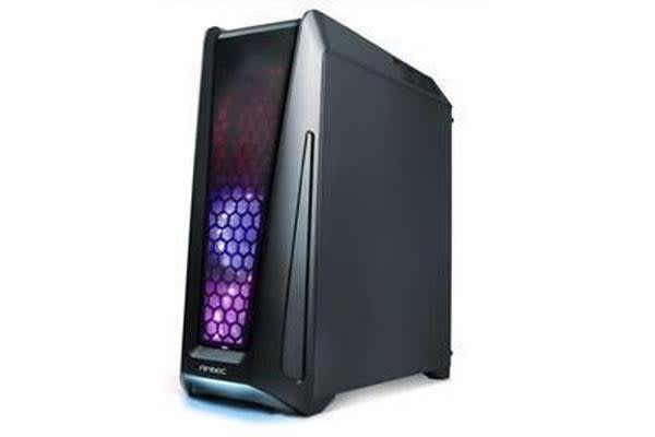Antec Antec GX1200 mid tower case with 7 Colour Rainbow Lights