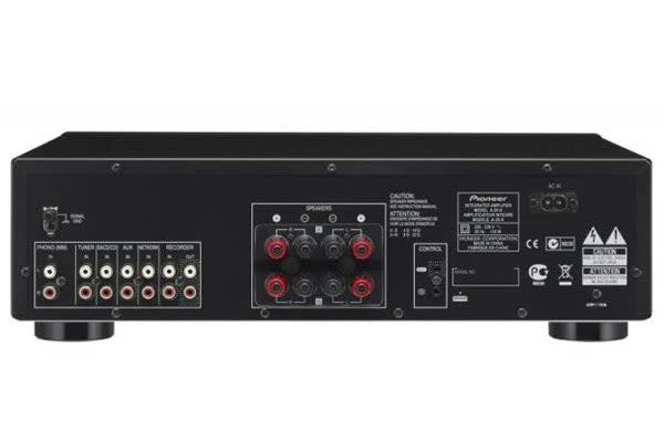 Pioneer 50W Stereo Amplifier with Aluminium Panels (A20)
