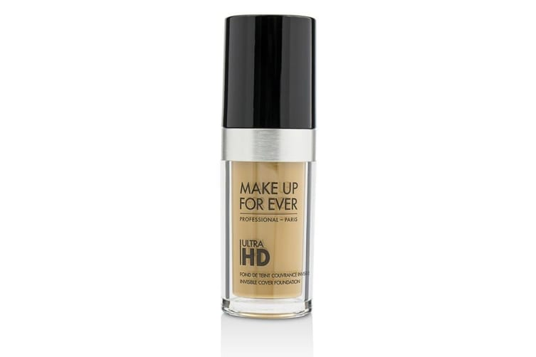 Make Up For Ever Ultra HD Invisible Cover Foundation - # Y385 (Olive Beige) 30ml