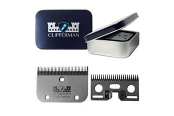 Clipperman CLA22 High Quality Steel Blade Set (May Vary) (One Size)