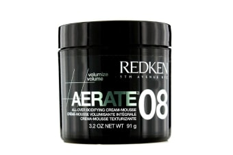 Redken Styling Aerate 08 All-Over Bodifying Cream-Mousse 91g/3.2oz
