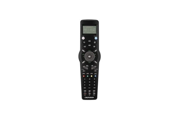 6-in-1 Universal Remote with LCD Screen
