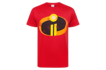The Incredibles 2 Mens Costume T-Shirt (Red)