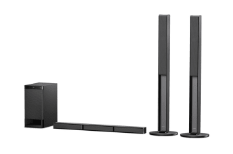 Sony 5.1 Channel Home Theatre System with Tall Speakers (HTRT40)