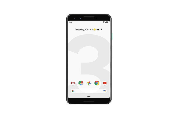 Google Pixel 3 G013A 64GB White (Great Condition) AU Model
