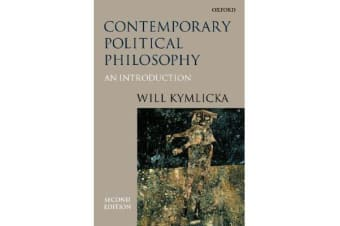 Contemporary Political Philosophy - An Introduction