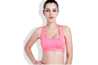 Women's Cross Back Sports Bra For Workout Gym Yoga  S