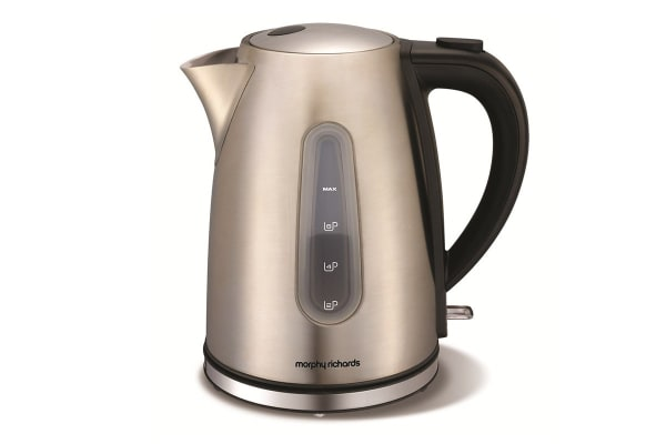 Morphy Richards Accents Jug Kettle (Brushed SS)