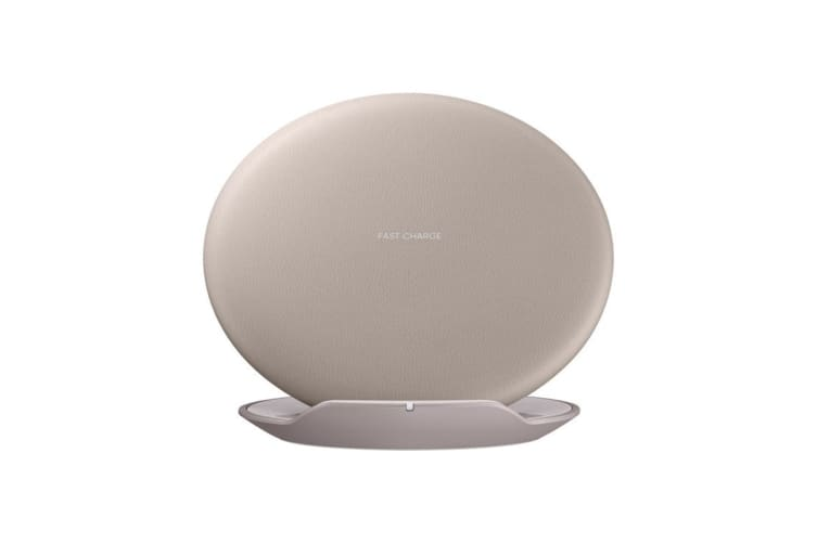 Samsung Convertible Wireless Fast Charger Stand (Tan)