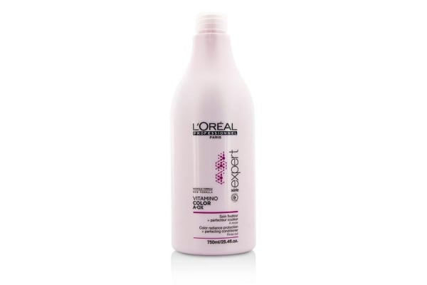 L'Oreal Professionnel Expert Serie - Vitamino Color A.OX Color Radiance Protection+ Perfecting Conditioner - Rinse Out (750ml/25.4oz)