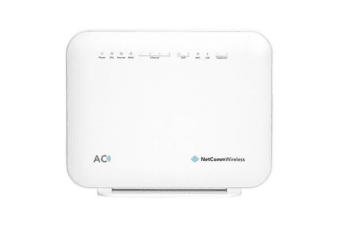 Netcomm NF18ACV Enhanced VDSL2/ADSL2+ Wireless modem router Media Sharing Gateway AIO AC1600